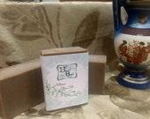 Castile Soap, Organic EVOO Soap, Handmade Soap, Scented EVOO Soap