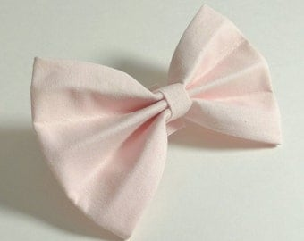 Cat or Dog Bow Tie - Soft Pink