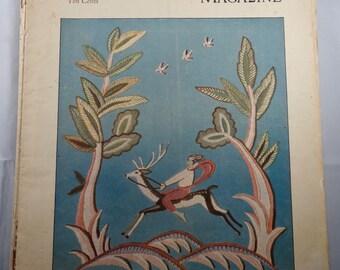 LOT of 1930 Needlework magazines 1932 1933 1934