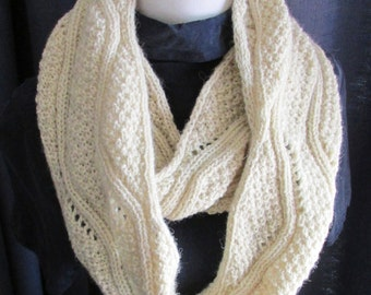 Road to Nowhere Cowl – KNITTING PATTERN - pdf file by automatic download