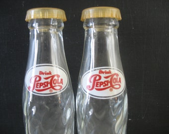Vintage Pepsi Cola Salt and Pepper Shaker