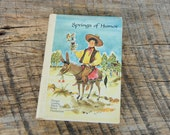 Vintage Springs of Humor Quotes Book Spiral Bound Herder Book Center 1964 - Leobuchhandlung