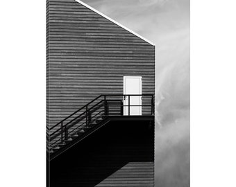 iCanvas Door To Nowhere Gallery Wrapped Canvas Art Print by Joao Castro