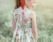 SALE: NEW - June Dress PDF Sewing Pattern & Tutorial, All sizes 2-10 Included