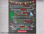 Buddy the Elf Christmas Printable | 8x10 | Movie Quotes