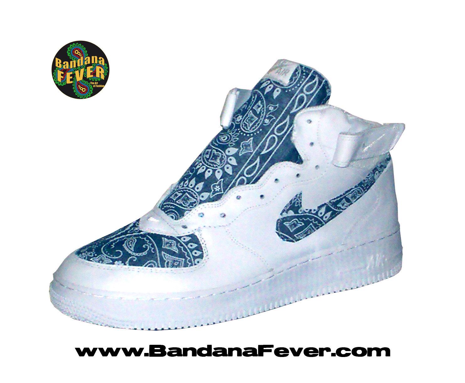 Bandana Nike Shoes