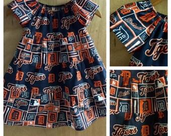 Detroit Tigers Dress, size 4t