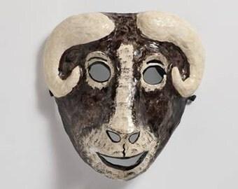 paper mask ram
