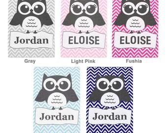 Custom Knit Baby Blanket