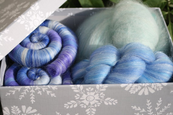 Frozen Spinners / Felters Selection Box - Minimum 200g