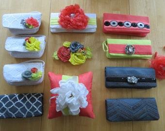 clutch, purse, bridesmaid bag, bag, handbag