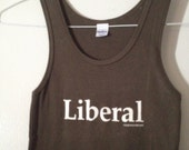 Liberal Ladies Tank Top