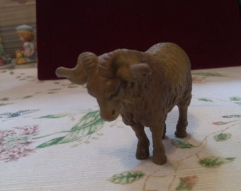 REDUCED  Mt. Sheep, by CE Schleich,  We Used It In Our Manger Scene
