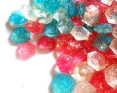 SHIMMER and SHINE Candy, Gems, Sparkle Glass, Edible Gems, Shimmer and Shine Kids  Party, Sugar Gems, All Colors