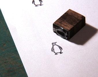 Siegelstempel Pinguin