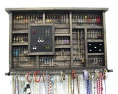 Jewelry holder post earring holder jewelry storage