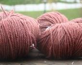 Merino yarn hand dyed