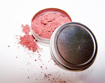 Zero Waste Vegan Powder Shadow - Choose Your Color - Mineral Shadow - Eyeshadow In A Tin - Vegan Mineral Makeup -  Cruelty Free Cosmetics