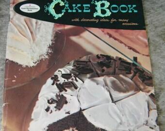 Vintage Cook Booklet - Good Housekeeping's Cake Book