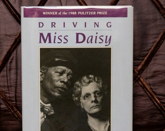 """Vintage Play Script: """"Driving Miss Daisy"""" Alfred Uhry 