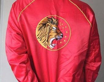 Vintage Lion Circus Jacket