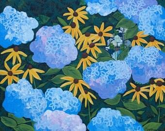 Overwhelming Bliss - Fine Art Print