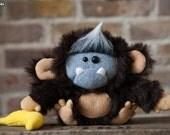 Monkeysquatch Plush - PRE-ORDER