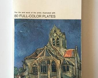 van gogh by L. Vinca Masini 80 full color plates (1967, paperback)