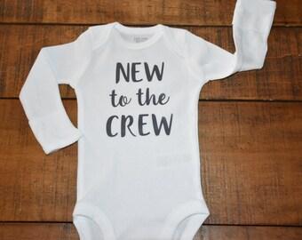 New Baby Shower Gift First Baby Modern Baby Tee Modern Kids Modern Sayings Girl Tee Boy Tee