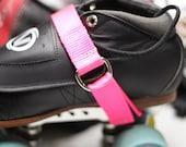 Bruised Roller Skate Strap (pair)