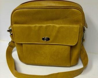 Courier travel bag, large bag, messenger bag, vintage bag