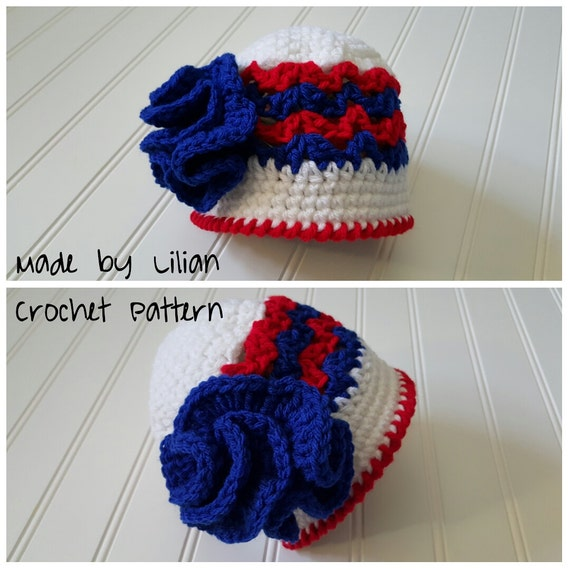 50 Off Coupon On 4th Of July Crochet Hat Pattern Crochet