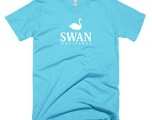 Swan Whisperer T-Shirt - T Shirts Custom