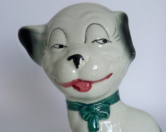 Kitsch Dog Ornament