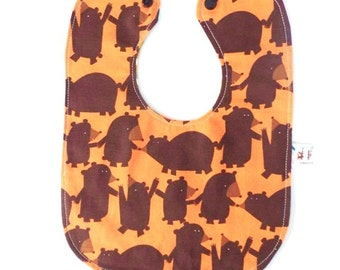 Bears Oh My Bib