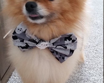 Ghostly Pet Bows