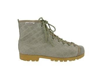 GALIBIER Lace Up Safari Vintage Boots