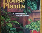 20% Heart Sale Vintage 1982 How To Grow House Plants Sunset Book-Colorful Guide to Over 400 Varieties