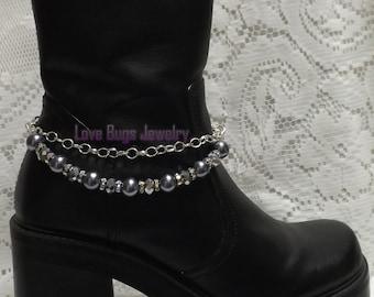 Mystic Dream Boot Jewelry, Boot Bracelet, Boot Bling, Boot Jewelry, Cowgirl Boot Bling, Boot Band Bracelet
