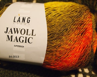 Lang Jawoll Magic Stripes Sock Yarn
