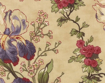 Follow us on instagram facebook at by cottonberryfabrics for Garden party fabric by blackbird designs