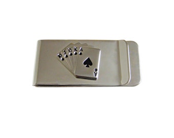 Royal Flush Money Clip