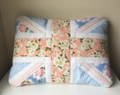 One of a Kind Union Jack Decorative Pillow