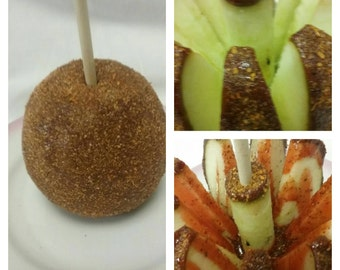 Chamoy Candy Apples