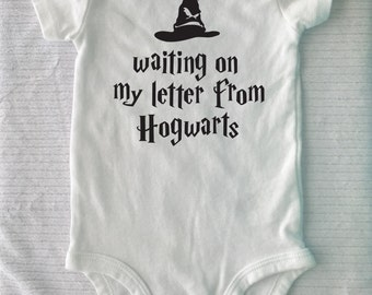 Harry Potter - Waiting on my Letter from Hogwarts