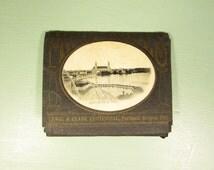 Lewis and Clark Centennial Picture Book - Vintage 1905 Souvenir Photograph Booklet
