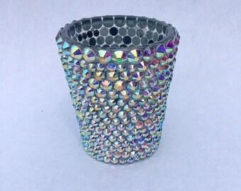 Bling shot glass