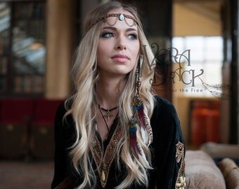 Aphrodite Goddess Headpiece