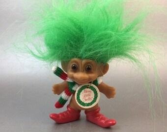 Christmas Troll Merry Little Troll
