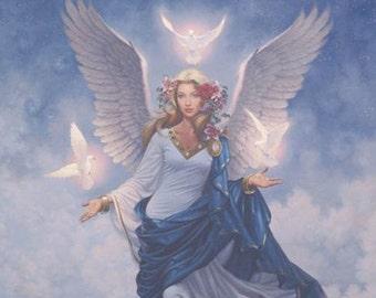 Angel Tarot Reading/ 3 card